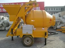 JZM500 Drum Concrete Mixer