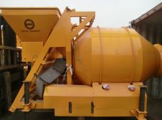 JZM750 Drum Concrete Mixer